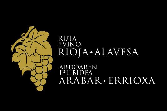 Logotipo Ruta del Vino de Rioja Alavesa