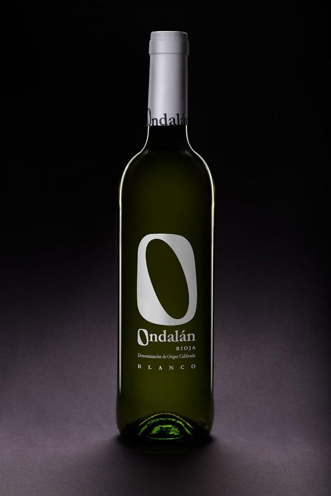 Bodegas Ondalán Blanco Vino D.O.Ca. Rioja