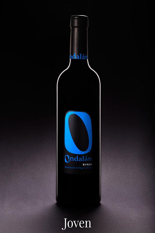 Bodegas Ondalán Joven Vino D.O.Ca. Rioja