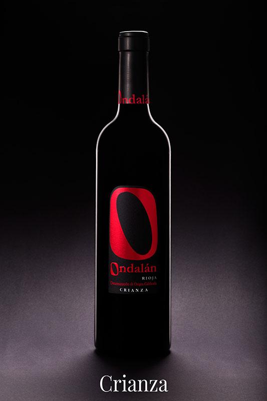Bodegas Ondalán Crianza Vino D.O.Ca. Rioja