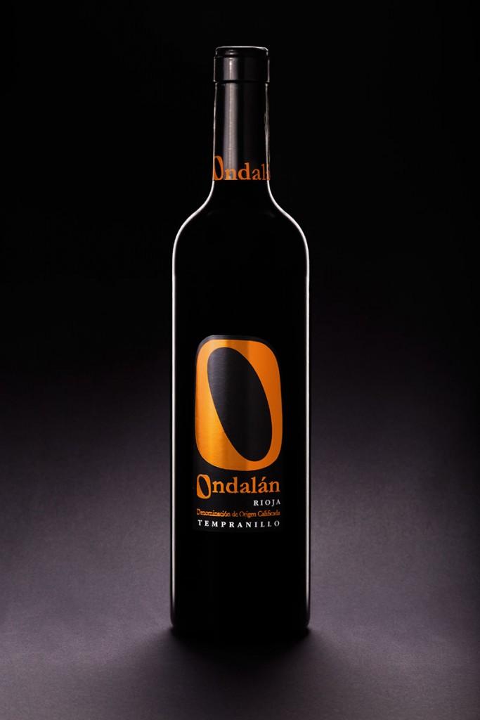 Bodegas Ondalán Madurado en Bodega Vino D.O.Ca. Rioja