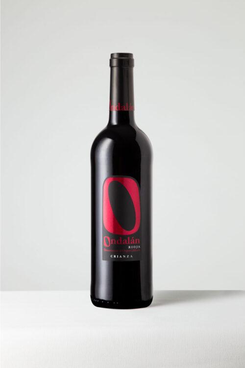 Bodegas Ondalán Crianza Magnum Vino D.O.Ca. Rioja.