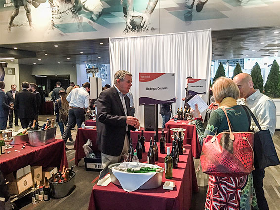 Bodegas Ondalán en la Pennsylvania Wine Week