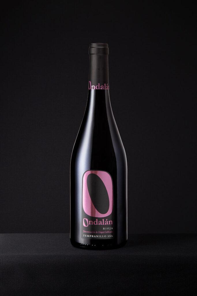Bodegas Ondalán Selección Tempranillo 100% Vino D.O.Ca. Rioja