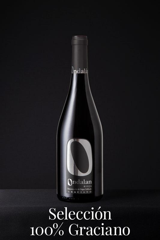 Bodegas Ondalán Selección Graciano 100% Vino D.O.Ca. Rioja